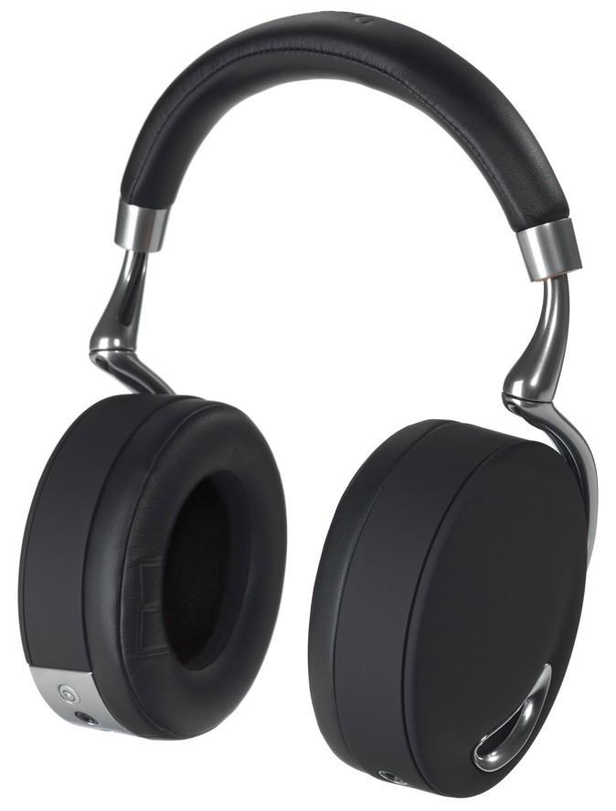 Casque audio Zick Parrot, technologie NFC et bluetooth stéréo par Philippe Starck. Parrot. 350 €.
