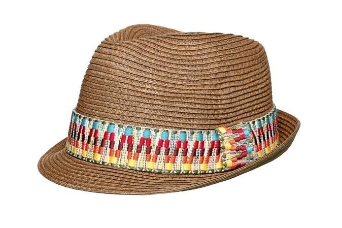 Chapeau de paille, C&A. 15 €