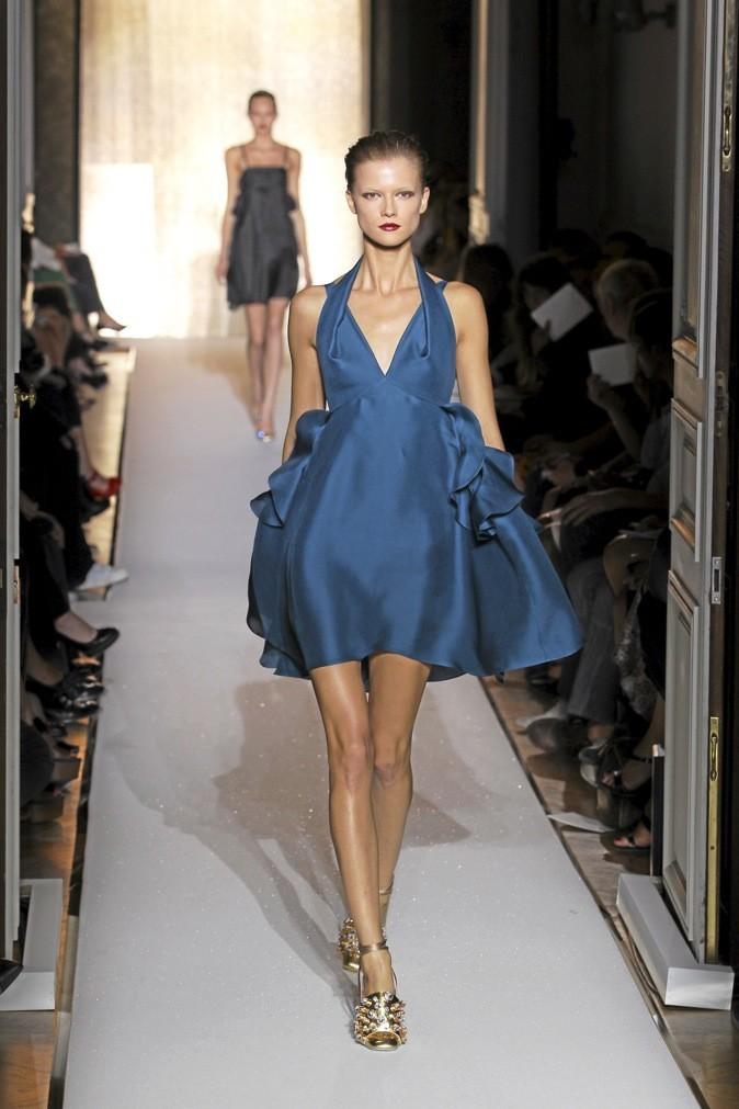 Les chaussures bijoux Yves Saint Laurent !