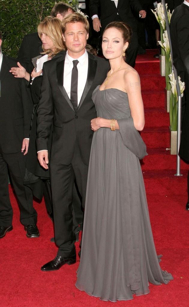 Angelina Jolie et Brad Pitt en 2007 !