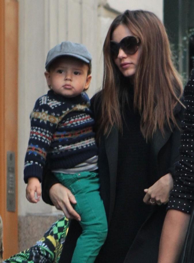 Flynn et Miranda