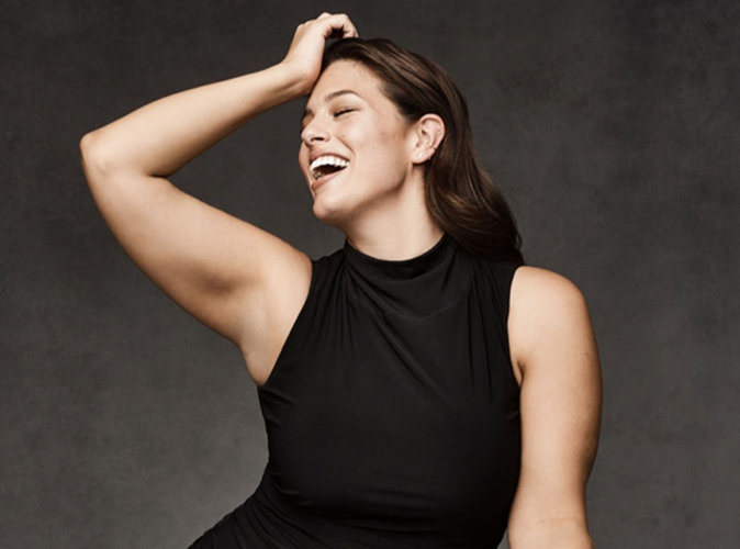 "Ashley Graham et ses copines ""normales"" posent pour Dressbarn"