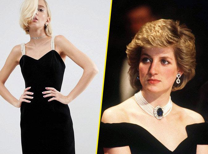 Asos lance une collection capsule inspirée des plus beaux looks de la princesse Diana !
