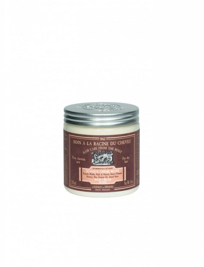 Masque Crème riche, Le Couvent des Minimes, en exclu chez Marionnaud 22,90 €