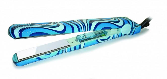 Fer à lisser, Blue Swirl, Corioliss 99 €
