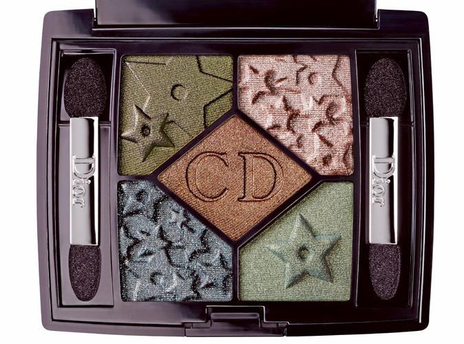 14. Palette 5 Couleurs, Bonne étoile, Mystic Metallics, Dior. 51,90 €.