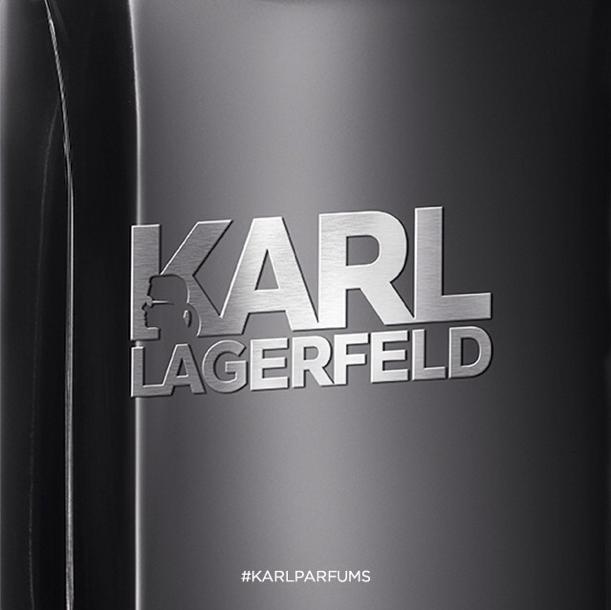 Baptiste Giabiconi torse nu et sexy pour le nouveau parfum Karl Lagerfeld !