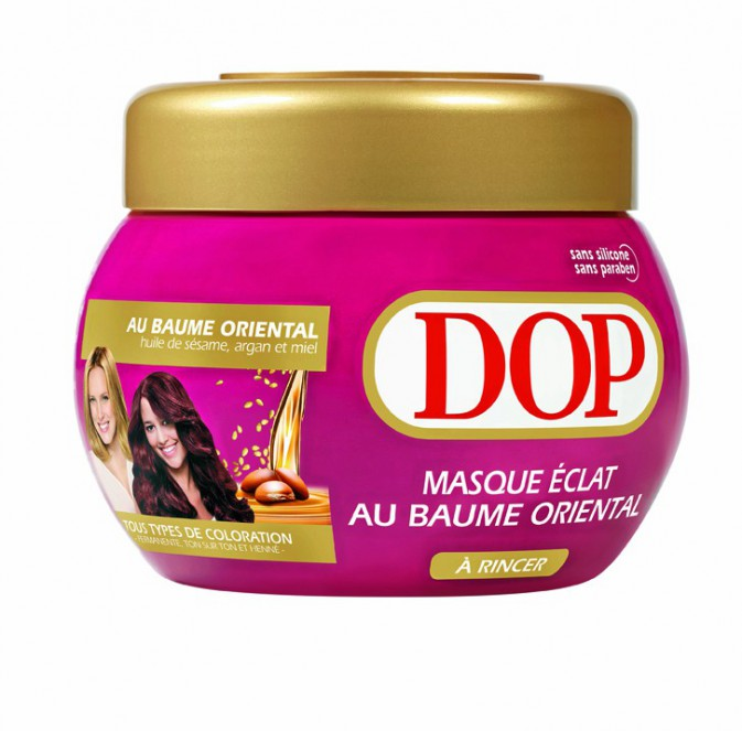 Masque Éclat au baume oriental, Dop, 5,90€