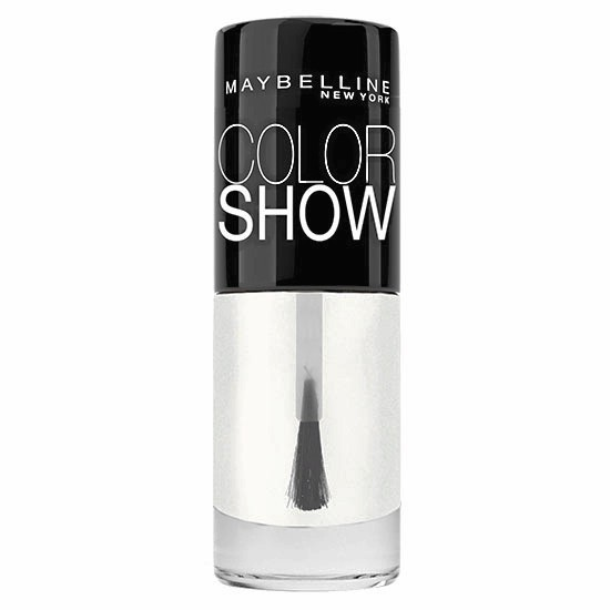 Vernis Clear Shine Color Show, Gemey-Maybelline. 3,80€