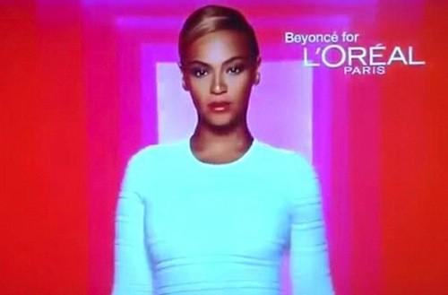Beyoncé pour L'Oréal Paris : Ne serait-elle pas un peu trop provocante ?
