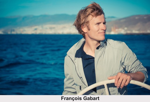 François Gabart, ambassadeur Biotherm Homme
