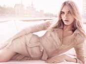 Cara Delvingne : l'égérie du nouveau parfum Burberry !
