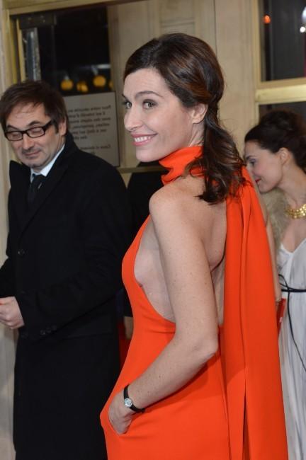 La queue de cheval glamour de Daphne Roulier le 22 février 2013