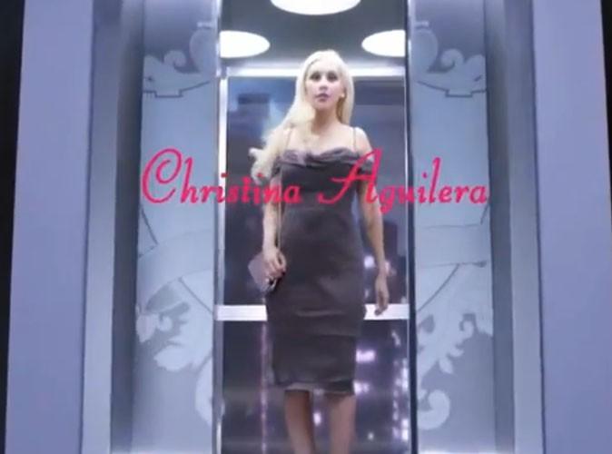 Christina Aguilera s'apprête à se transformer !