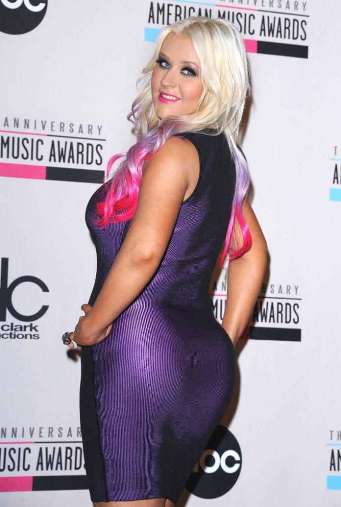 Christina Aguilera durant sa période post-grossesse !