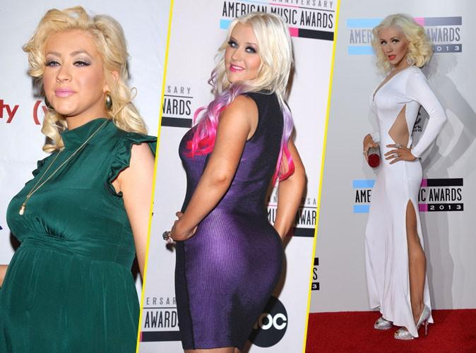 Christina Aguilera : une nouvelle grossesse placée sous le signe de la minceur !