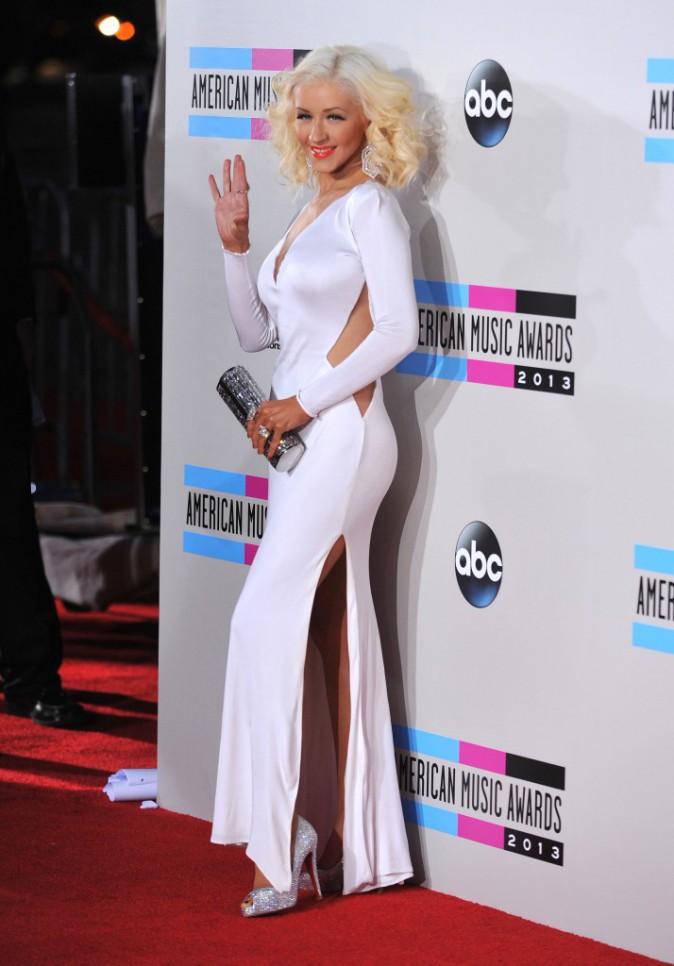 Fin 2013 : Christina Aguilera is back !
