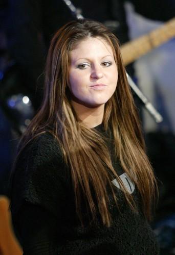 Cindy Sander en avril 2008