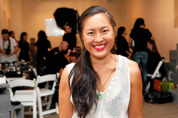 Ann Yee, créatrice