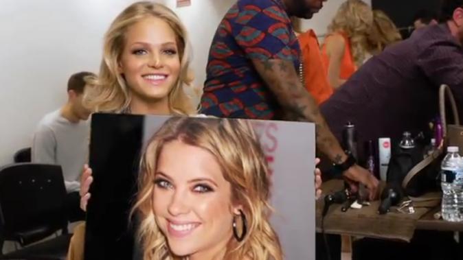 Les cheveux d'été les plus sexy : Ashley Benson
