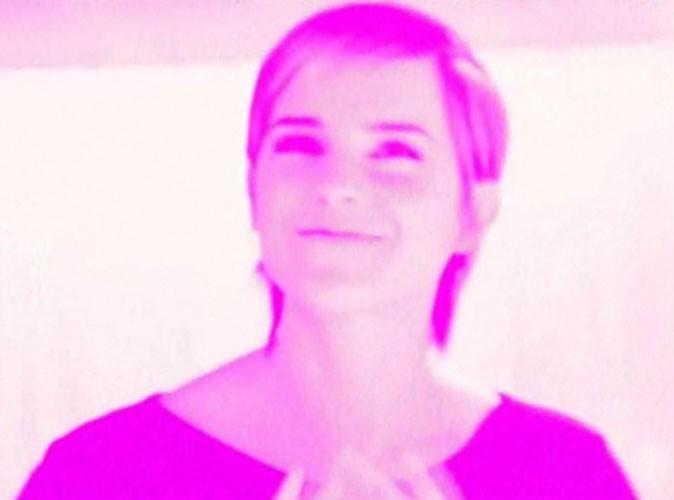 Beauté : Emma Watson était tout sourire tout le long de la soirée