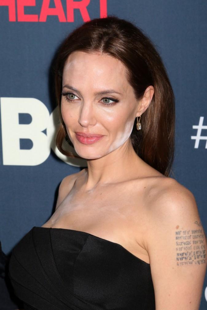Angelina Jolie - 2014