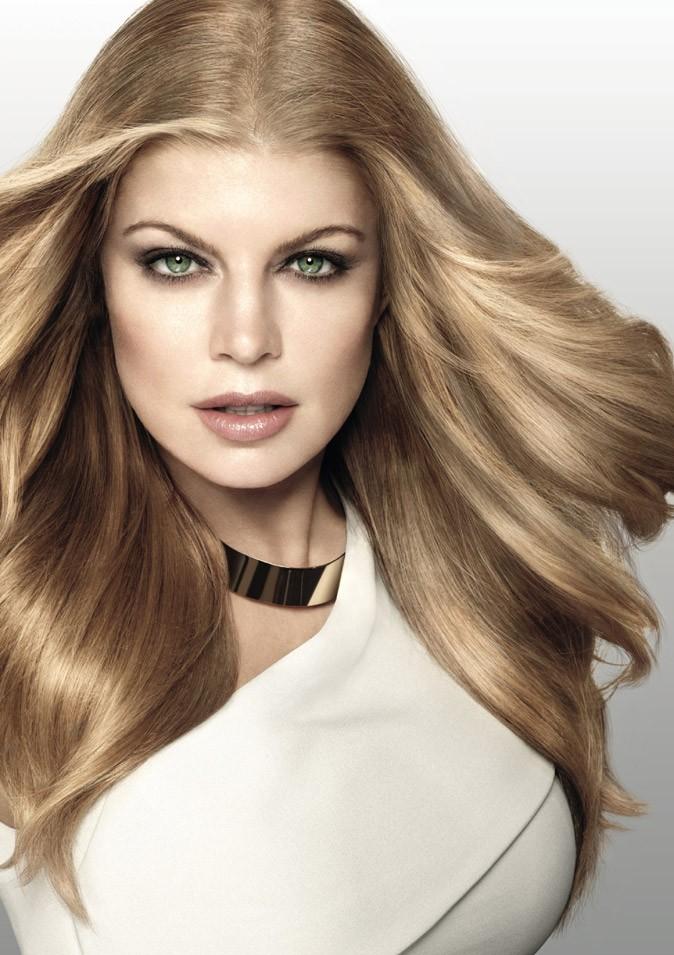 La campagne de Fergie pour Avon !