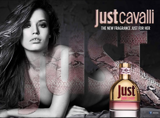 Georgia May Jagger sauvage et sensuelle pour Just Cavalli !