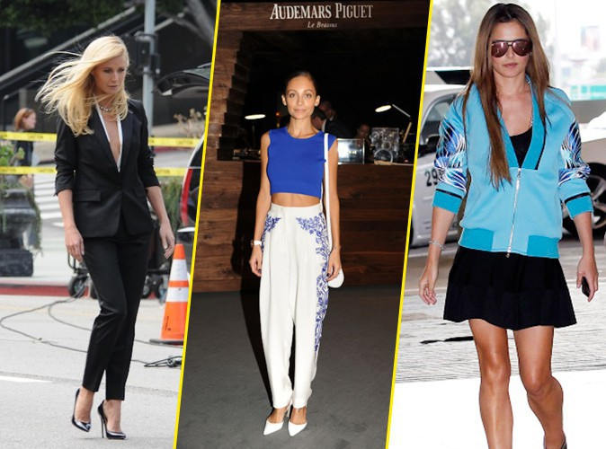 Beauté : Gwyneth Paltrow, Nicole Richie, Cheryl Cole... : pour les stars aussi c'est difficile de se mettre au sport pour garder la ligne !