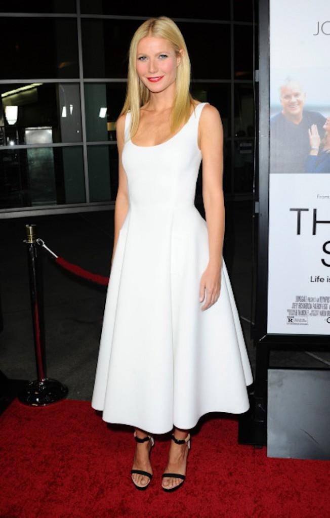 Même pour les stars comme Gwyneth Paltrow, le sport est une question de volonté !