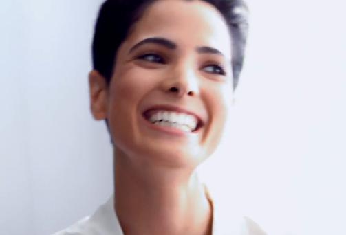 Un sourire ravageur