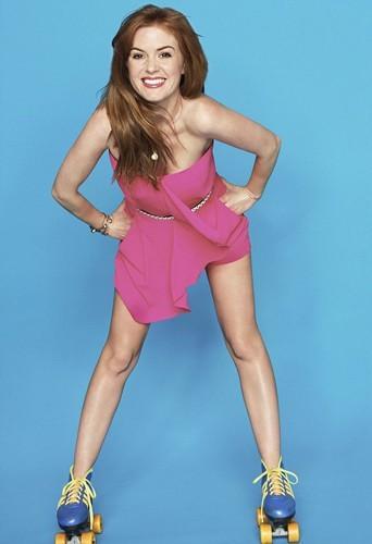 Isla Fisher dans le magazine Fitness