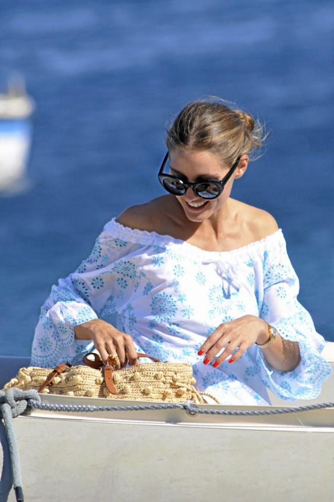 Olivia Palermo : La it girl a plus d'un tour dans son sac (Darel) pour ne pas vieillir prématurément.