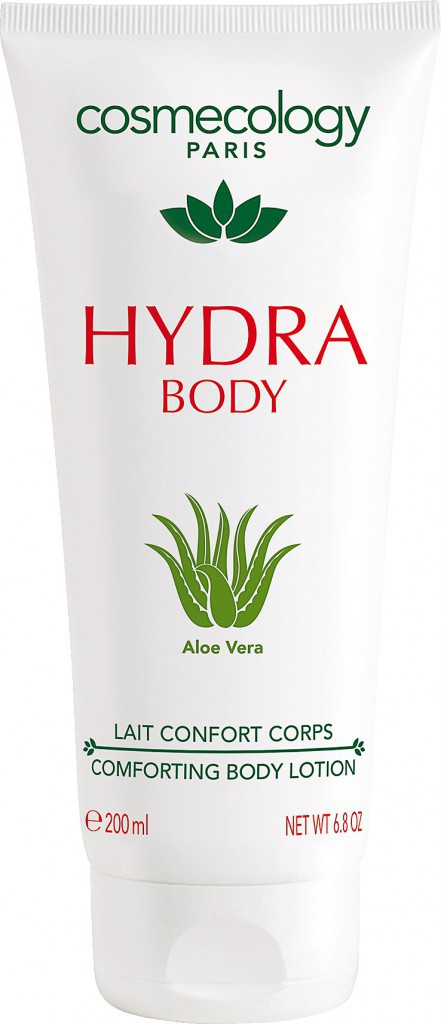 Lait confort corporel, Hydra Body, Cosmecology 16 €