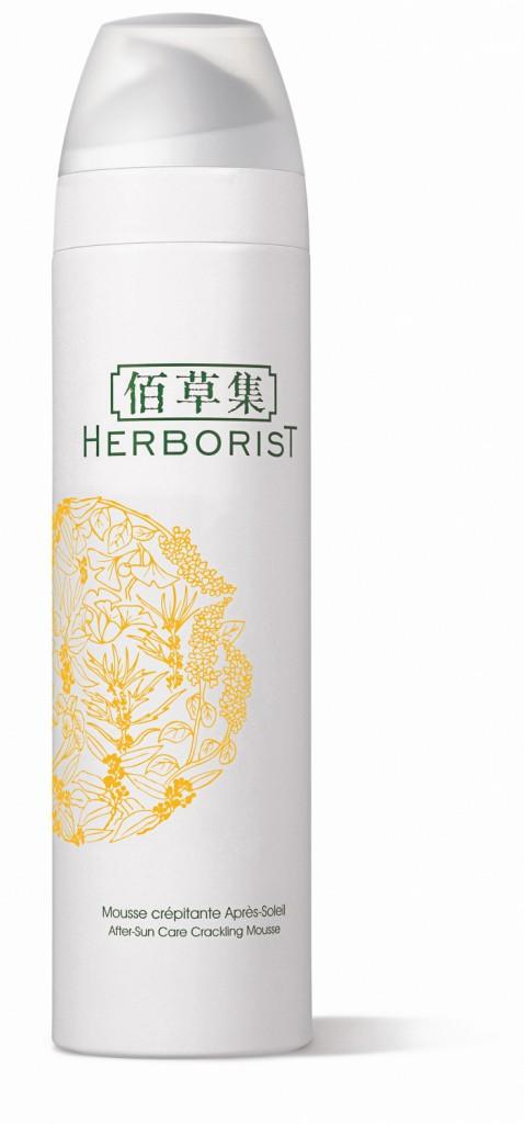 Mousse Crépitante après-soleil, Herborist 29 €
