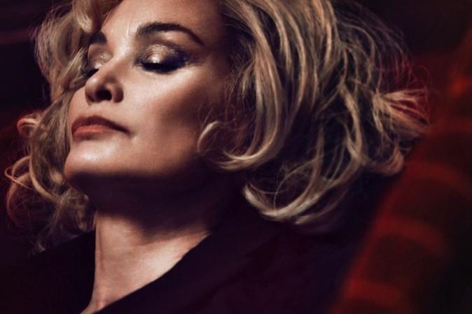 Jessica Lange pour Marc Jacobs