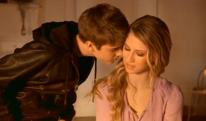 Campagne Someday by Justin Bieber: Séducteur le Bieber...