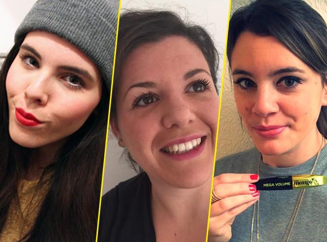 Les rédactrices de Public.fr ont testé le mascara Miss Manga Punky...