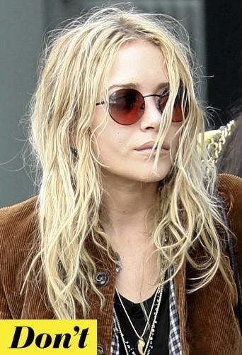 Ashley Olsen : Vous pouvez passer au bac, mademoiselle !