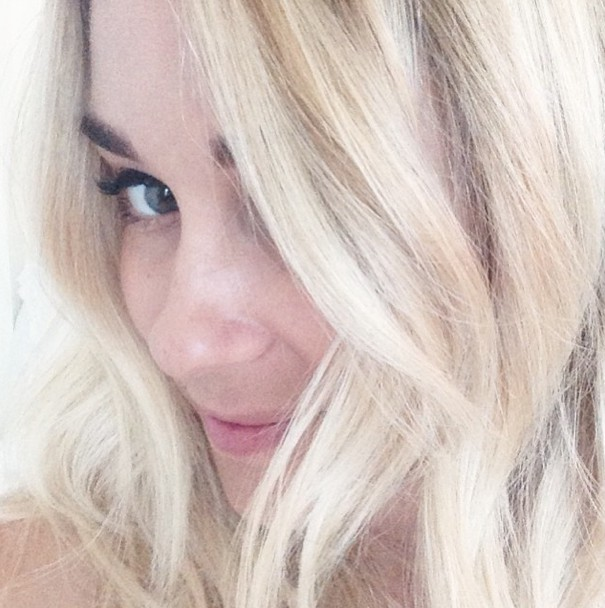 Lauren Conrad blonde platine depuis peu !