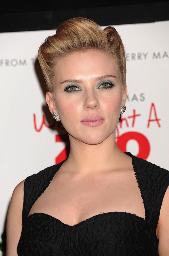 Les lèvres de Scarlett Johansson