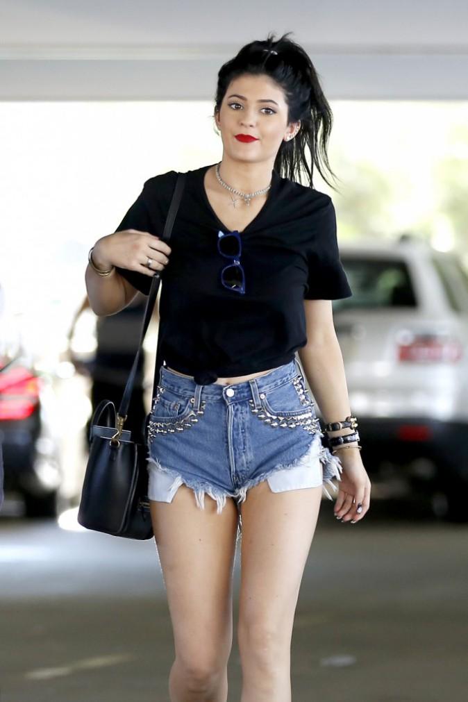 """Elles sont canons sans """"thigh gap"""" : Kylie Jenner"""