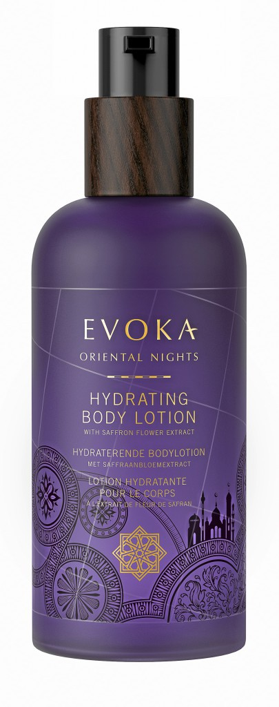 5. Je soigne ma peau de croco : Lotion hydratante pour le corps, Evoka chez Marionnaud, 12,90 €