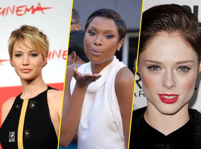 Les stars se mettent aux cheveux courts comme Jennifer Lawrence !