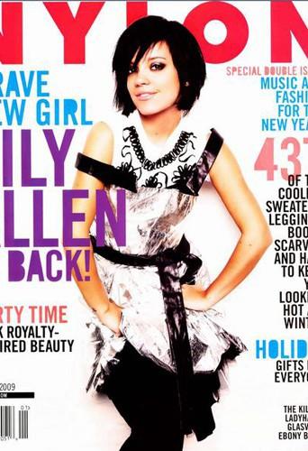 Découvrez le CV morphologique de Lily Allen-Cooper !