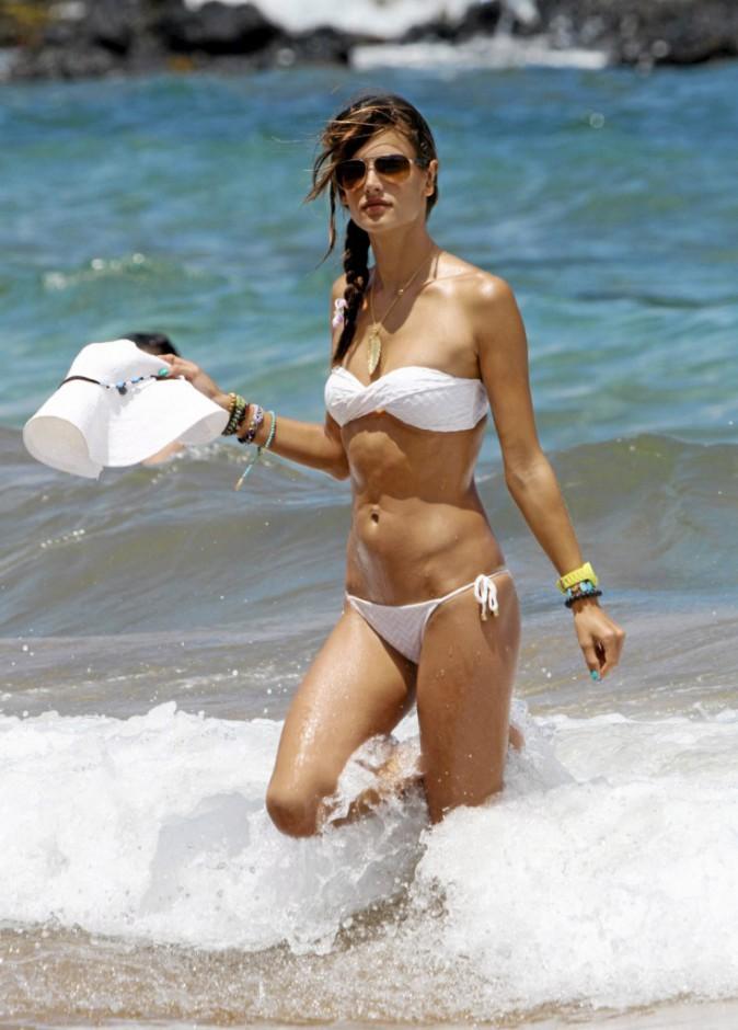 Alessandra Ambrosio et sa tresse sage