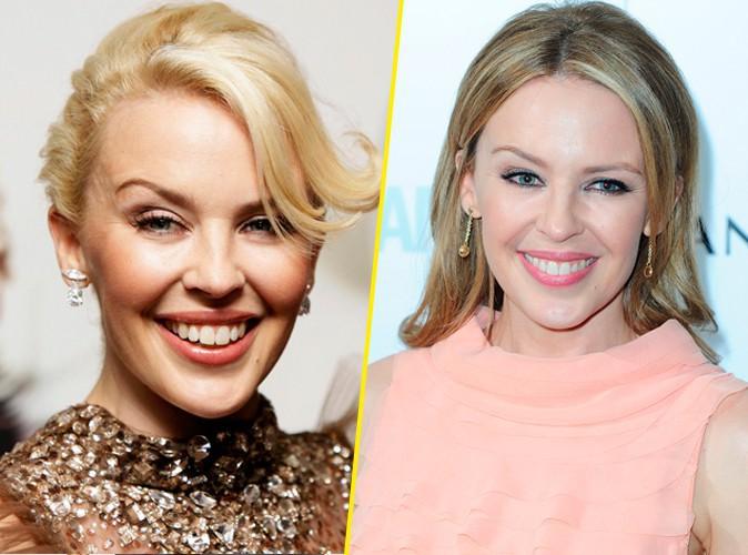 Kylie Minogue : on s'y méprendrait. Sommes-nous revenus dans les 80's ?
