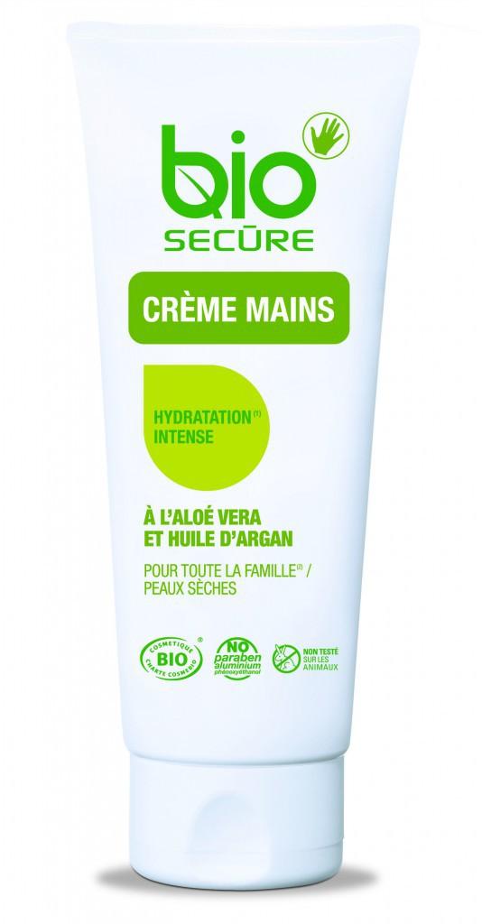 Crème pour les mains de Bio Secure, 3,60€