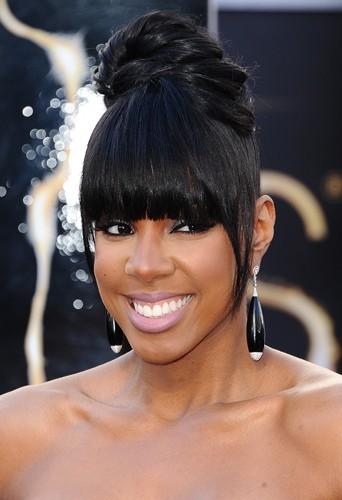 Kelly Rowland lors de la 85th cérémonie des Oscars le 24 février 2013 à Los Angeles
