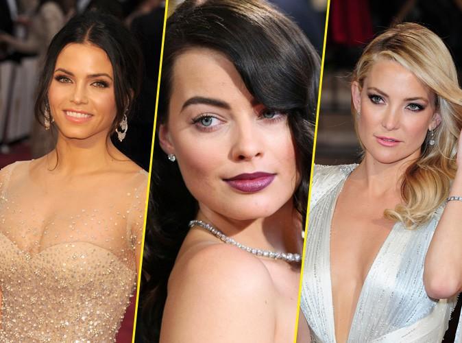 Les 10 plus beaux make-up des Oscars 2014 !